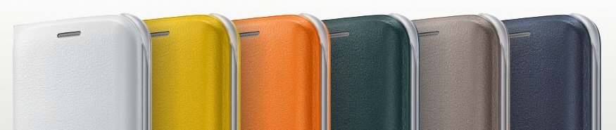 Samsung Galaxy S6 and S6 Edge Drop Test-Cases