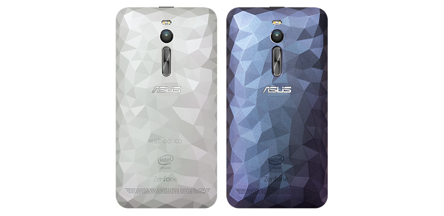 ASUS Illusion Back Covers Zenfone 2 ZE551ML New