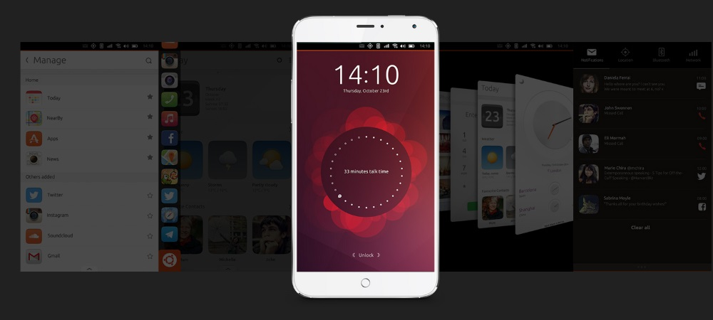 Meizu MX4 Ubuntu Edition Up for Pre-orders in Europe Price Specification 2015 new1