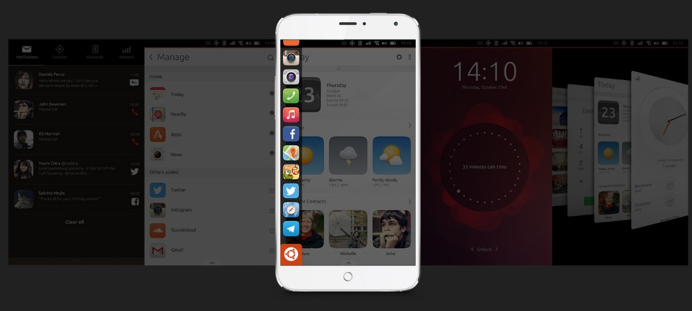 Meizu MX4 Ubuntu Edition Up for Pre-orders in Europe Price Specification 2015 new2