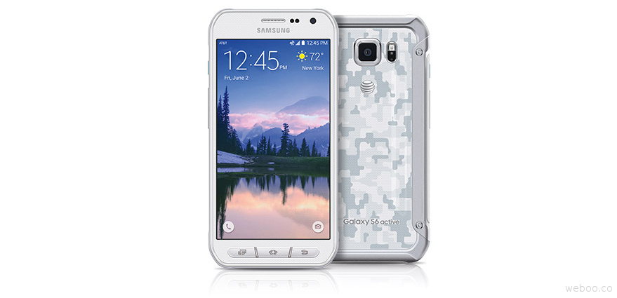 Samsung Galaxy S6 Active Arrives Exclusively to ATT