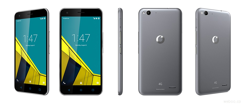 Vodafone Smart Ultra 6 Officially Announced, Price at Only £125