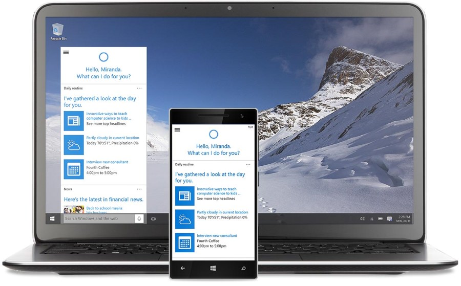 Windows 10 Free Upgrade Coming July 29th
