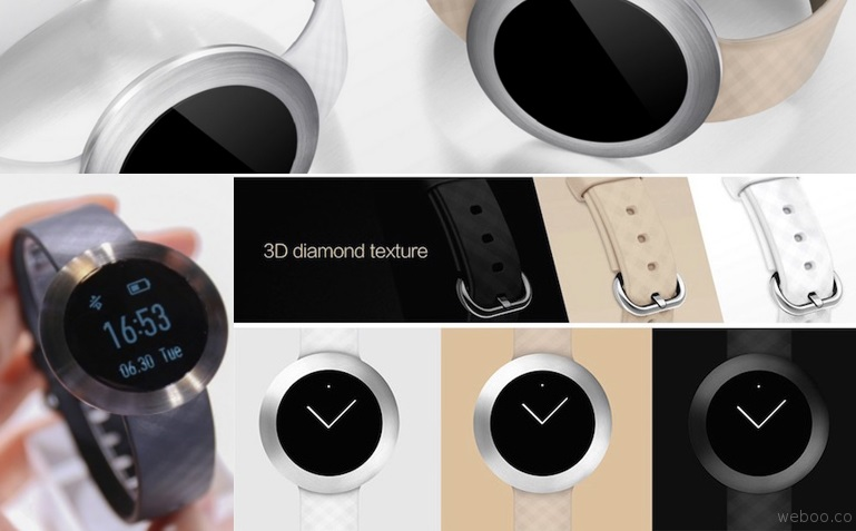 Huawei Honor Band Zero is IP68 Certified with 4 days Battery Life Aimed at Female Consumers 2015