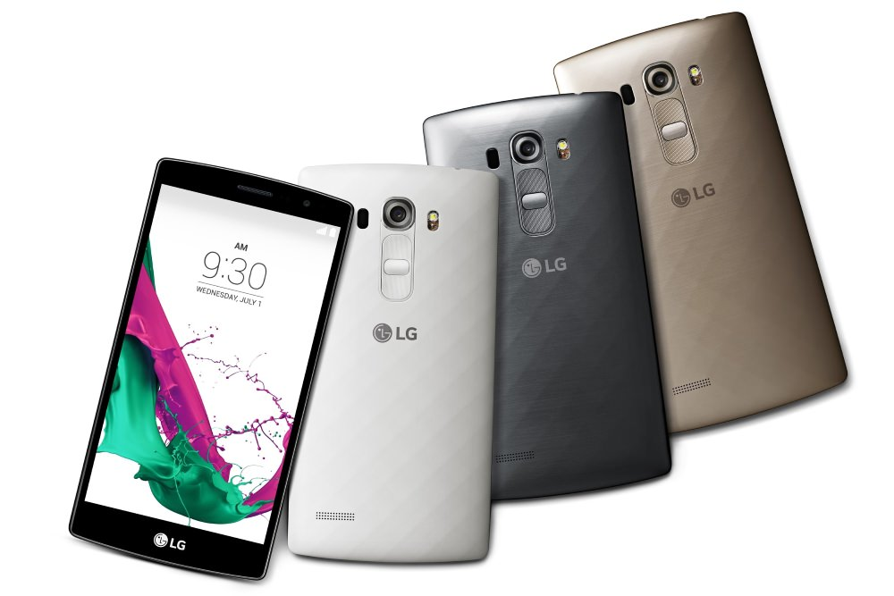 LG G4 Beat Unveiled with Snapdragon 615 CPU 13MP camera and Full-HD Display Specs