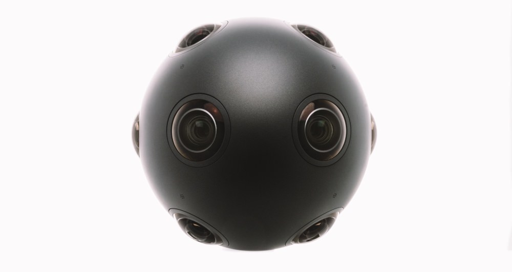 Nokia OZO Virtual Reality Camera to be Made in Finland, Shipments Expected Q4 2015 Details 2