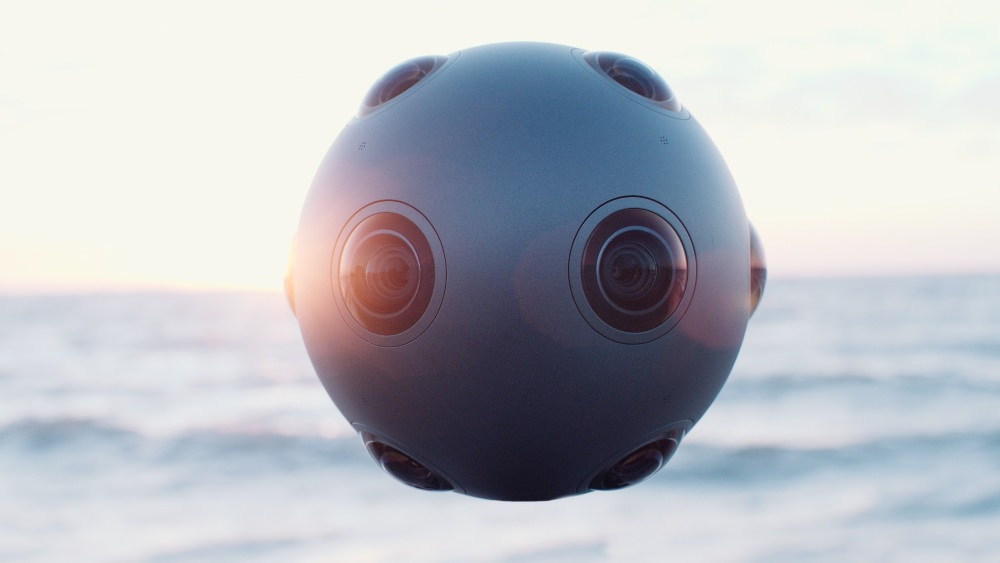 Nokia OZO Virtual Reality Camera to be Made in Finland, Shipments Expected Q4 2015 Details
