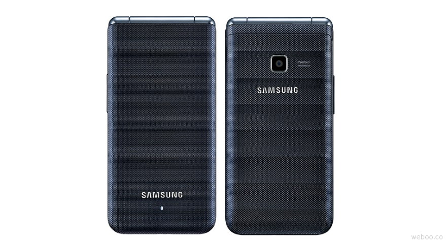 Samsung Galaxy Folder LTE Flip Phone Runs Android OS and Comes with Touch Screen and Keypad Price Specifications