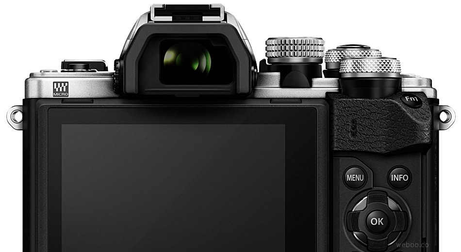 Olympus OM-D E-M10 Mark II Interchangeable Lens Compact System Camera with 5-axis image stabilization and Built-in Wi-Fi Launches September 4th Price Spec Sliver