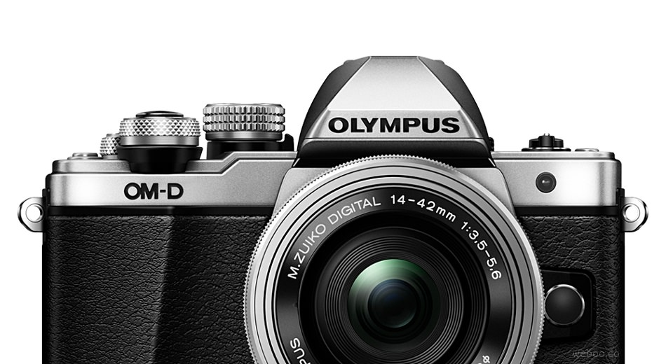 Olympus OM-D E-M10 Mark II Interchangeable Lens Compact System Camera with 5-axis image stabilization and Built-in Wi-Fi Launches September 4th Price Specs Sliver