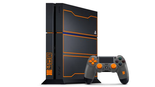 PlayStation 4 1TB Console Call of Duty Black Ops 3 Limited Edition Bundle Spec