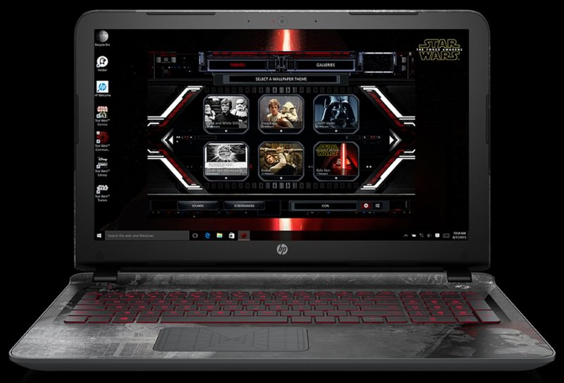 HP Star Wars Special Edition Notebook up for Pre-Order new 1