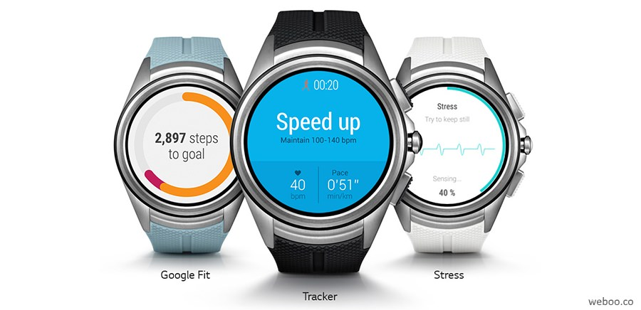 LG Watch Urbane 2nd Edition Personal Trainer