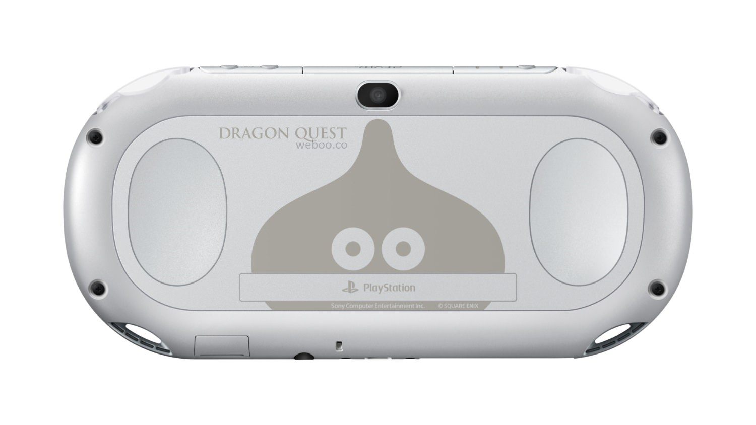 Play Station Vita Dragon Quest Metal Slime Limited Edition New Back