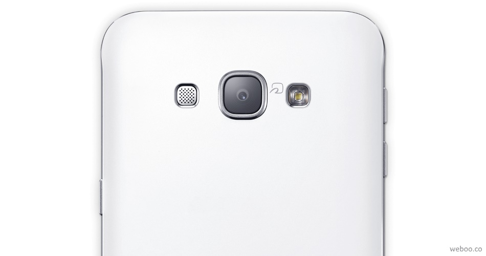 Samsung Galaxy A8 Camera